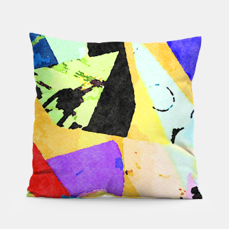 Thumbnail image of Paradise City Pillow, Live Heroes