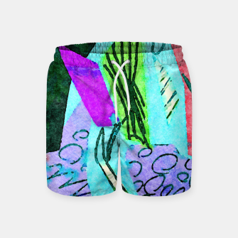 Thumbnail image of Coral Reefs Swim Shorts, Live Heroes