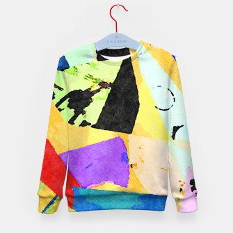 Thumbnail image of Paradise City Kid's sweater, Live Heroes