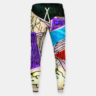 Thumbnail image of Noisy Clouds Sweatpants, Live Heroes