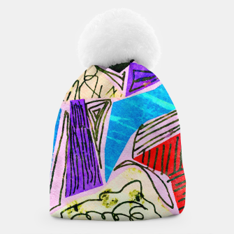 Thumbnail image of Noisy Clouds Beanie, Live Heroes