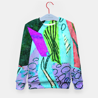 Thumbnail image of Coral Reefs Kid's sweater, Live Heroes