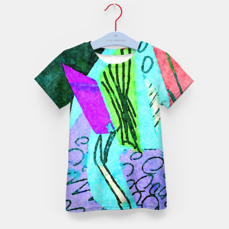 Thumbnail image of Coral Reefs Kid's t-shirt, Live Heroes