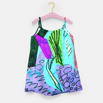 Thumbnail image of Coral Reefs Girl's dress, Live Heroes