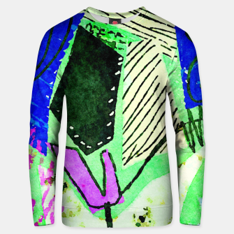Thumbnail image of Growth Unisex sweater, Live Heroes