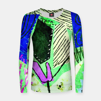 Thumbnail image of Growth Women sweater, Live Heroes