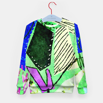 Thumbnail image of Growth Kid's sweater, Live Heroes