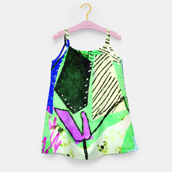 Thumbnail image of Growth Girl's dress, Live Heroes