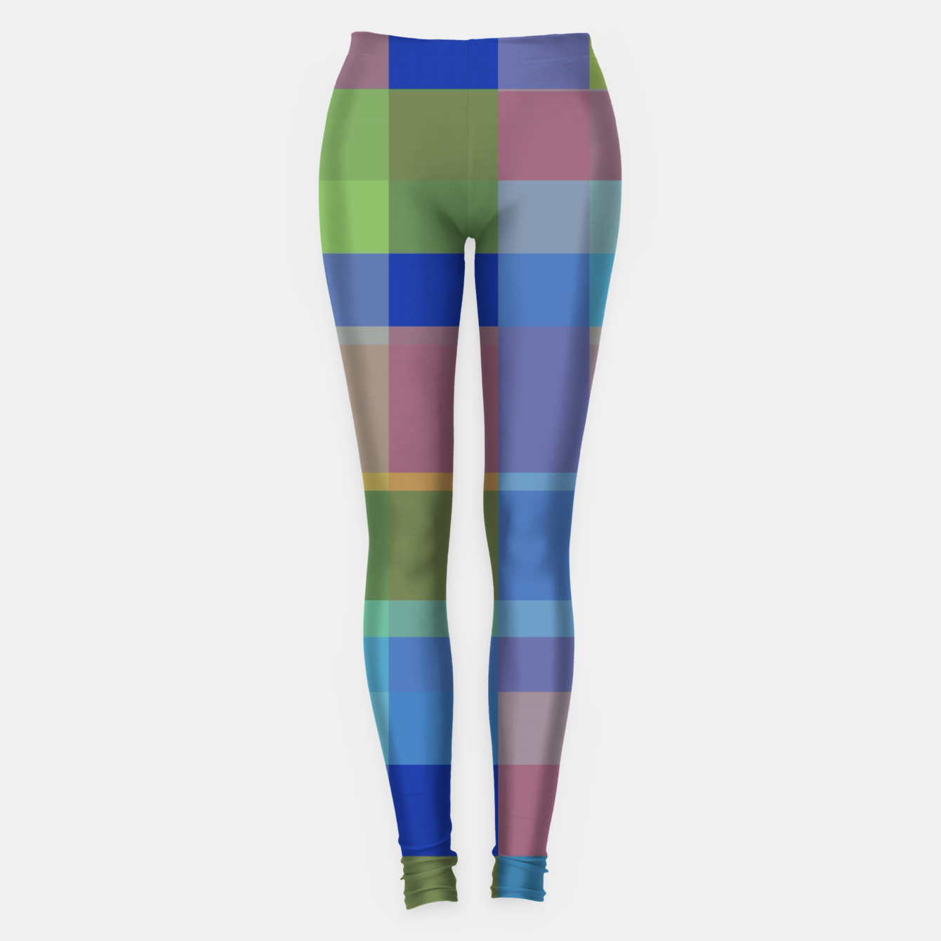 Image of zappwaits colorful Leggings - Live Heroes