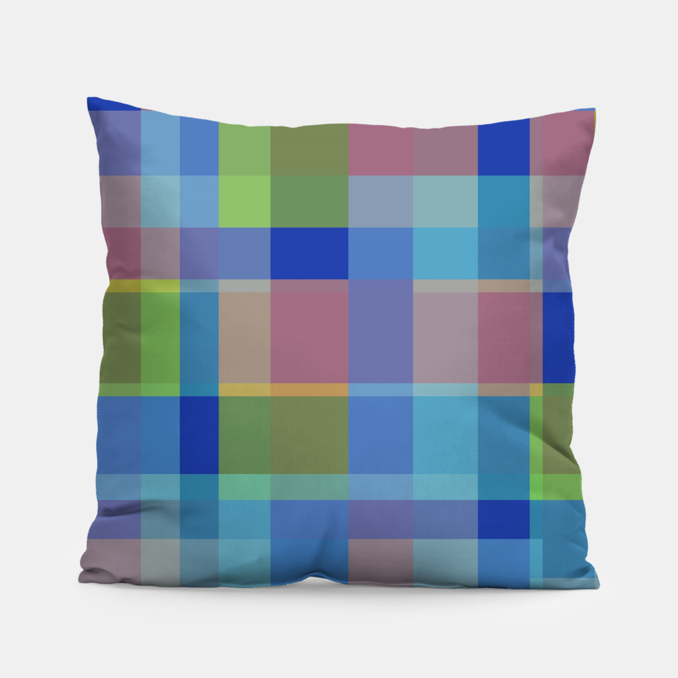 Image of zappwaits colorful Pillow - Live Heroes