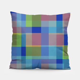 Thumbnail image of zappwaits colorful Pillow, Live Heroes