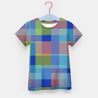 Thumbnail image of zappwaits colorful Kid's t-shirt, Live Heroes
