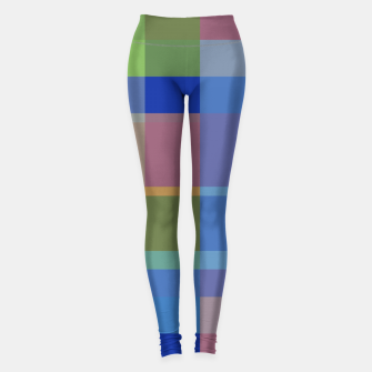 Thumbnail image of zappwaits colorful Leggings, Live Heroes