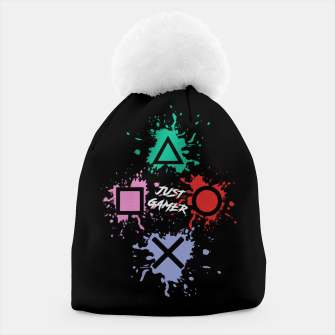 Thumbnail image of Just Gamer Gorro, Live Heroes
