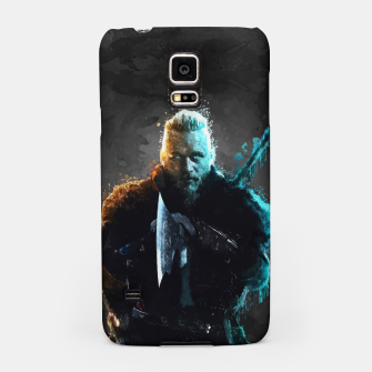 Thumbnail image of Ragnar Lothbrok - Legendary Viking Hero Samsung Case, Live Heroes