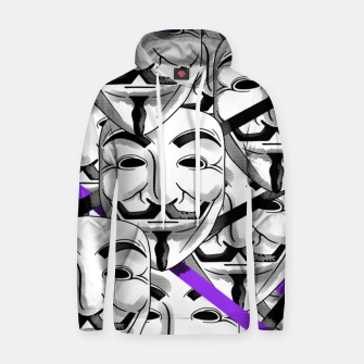 Thumbnail image of Anonymous - Hoodie, Live Heroes