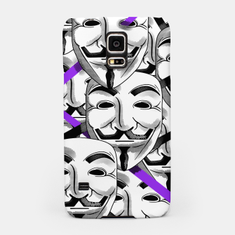 Thumbnail image of Anonymous - Samsung Case, Live Heroes