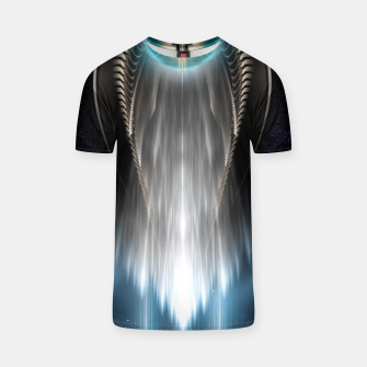 Thumbnail image of Imperial View Fractal Composition FV T-shirt, Live Heroes