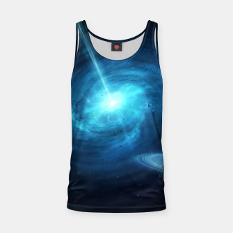 Thumbnail image of space stars Tank Top, Live Heroes