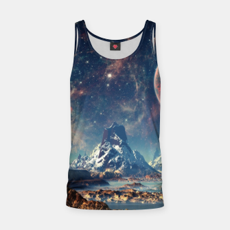 Thumbnail image of spaceships Tank Top, Live Heroes