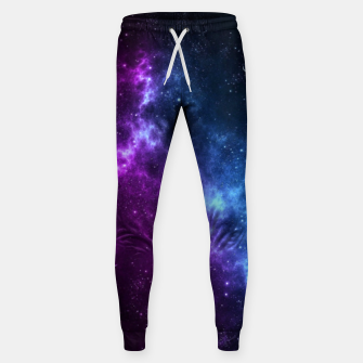 Thumbnail image of moon and space Sweatpants, Live Heroes