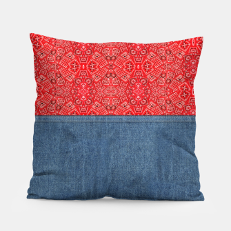Denim Look and Bandanna Pillow thumbnail image