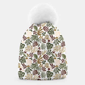 Thumbnail image of Matisse abstract jungle Gorro, Live Heroes