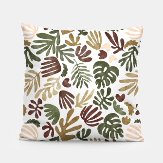 Thumbnail image of Matisse abstract jungle Almohada, Live Heroes