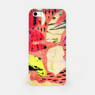 Thumbnail image of Thinking iPhone Case, Live Heroes