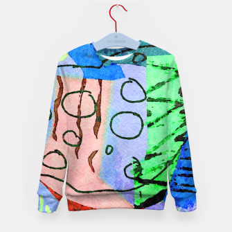 Thumbnail image of Fruit Kid's sweater, Live Heroes