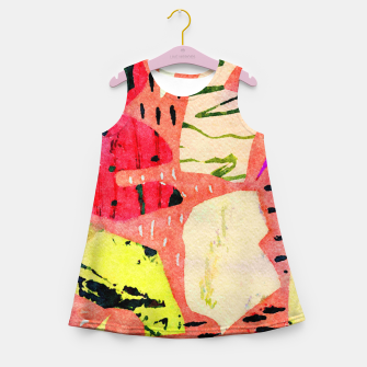 Thumbnail image of Thinking Girl's summer dress, Live Heroes