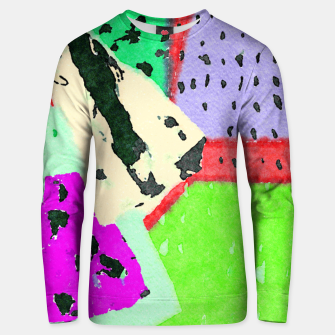 Thumbnail image of Rain Unisex sweater, Live Heroes