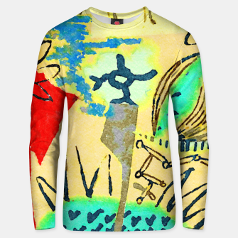 Thumbnail image of Peace in the Soul Unisex sweater, Live Heroes