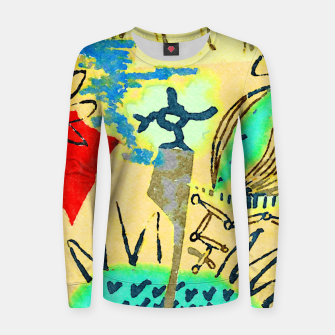 Thumbnail image of Peace in the Soul Women sweater, Live Heroes