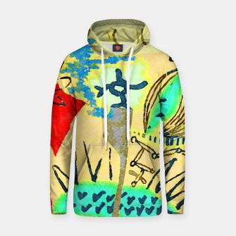 Thumbnail image of Peace in the Soul Hoodie, Live Heroes