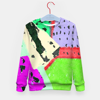 Thumbnail image of Rain Kid's sweater, Live Heroes