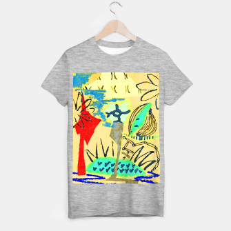 Thumbnail image of Peace in the Soul T-shirt regular, Live Heroes