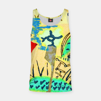 Thumbnail image of Peace in the Soul Tank Top, Live Heroes
