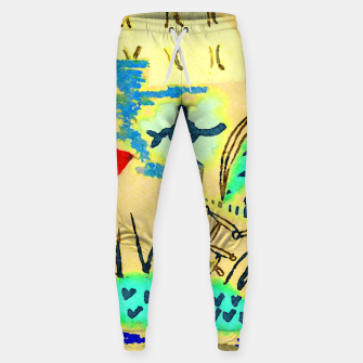 Thumbnail image of Peace in the Soul Sweatpants, Live Heroes