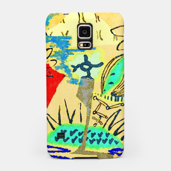 Thumbnail image of Peace in the Soul Samsung Case, Live Heroes
