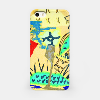 Thumbnail image of Peace in the Soul iPhone Case, Live Heroes