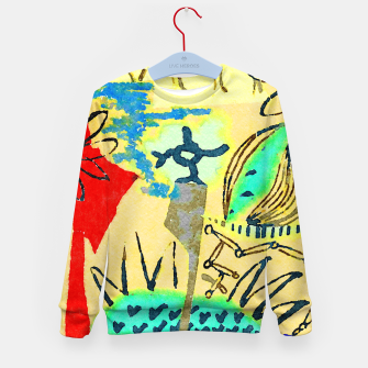 Thumbnail image of Peace in the Soul Kid's sweater, Live Heroes