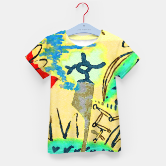 Thumbnail image of Peace in the Soul Kid's t-shirt, Live Heroes
