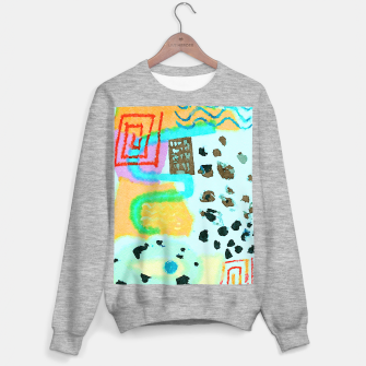 Thumbnail image of Travel Mug Sweater regular, Live Heroes