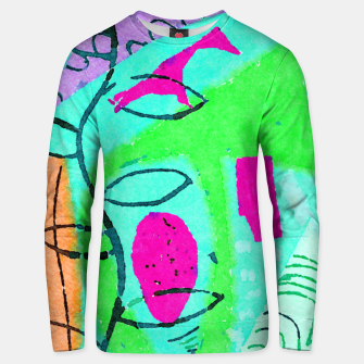 Thumbnail image of Live Only Once Unisex sweater, Live Heroes