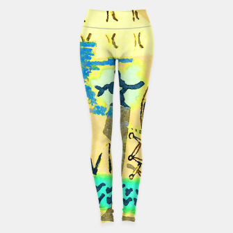 Thumbnail image of Peace in the Soul Leggings, Live Heroes