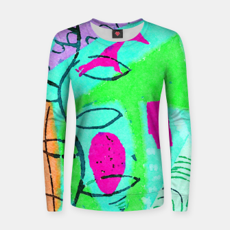 Thumbnail image of Live Only Once Women sweater, Live Heroes