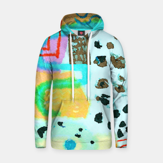 Thumbnail image of Travel Mug Hoodie, Live Heroes