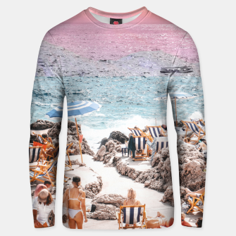 Thumbnail image of Beach Day II Unisex sweater, Live Heroes