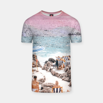 Thumbnail image of Beach Day II T-shirt, Live Heroes